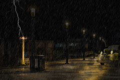 21-02-DGC-1288_Rainy-Night-On-The-Boardwalk_Terry-Hamilton